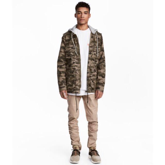 e7f301e342 [INSTOCK] Size 28 H&M Cotton Twill Jogger