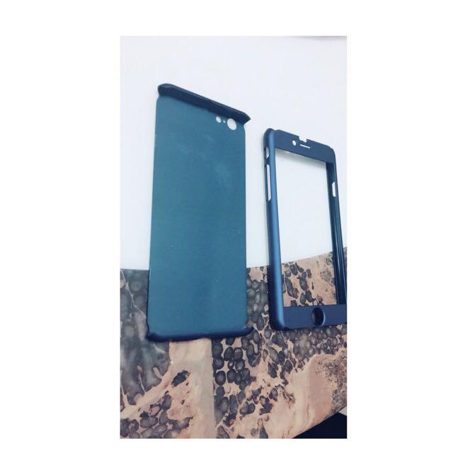 Iphone6s   手機殼$90 寶藍色