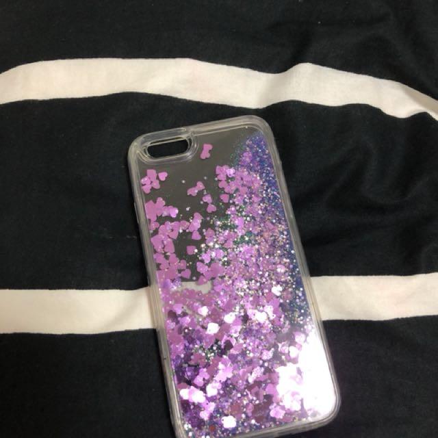 iPhone 6/6s 流沙星星軟殼