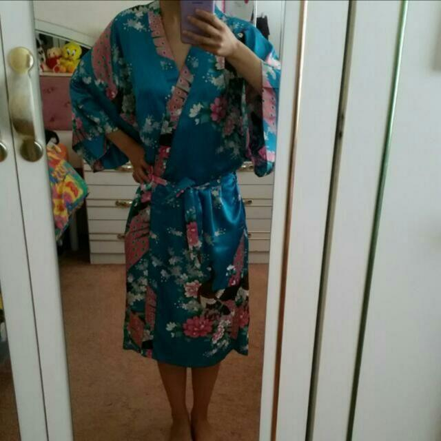 Japanese Style Sleep Robe