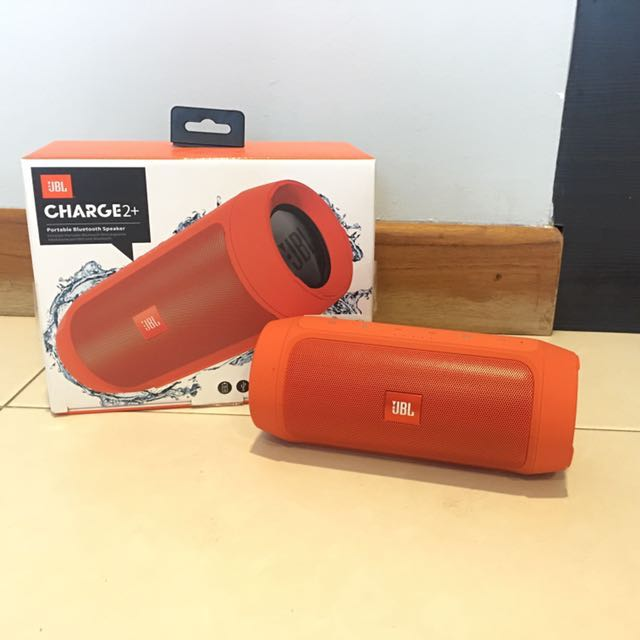 JBL Charge2+ (Portable Bluetooth Charger)