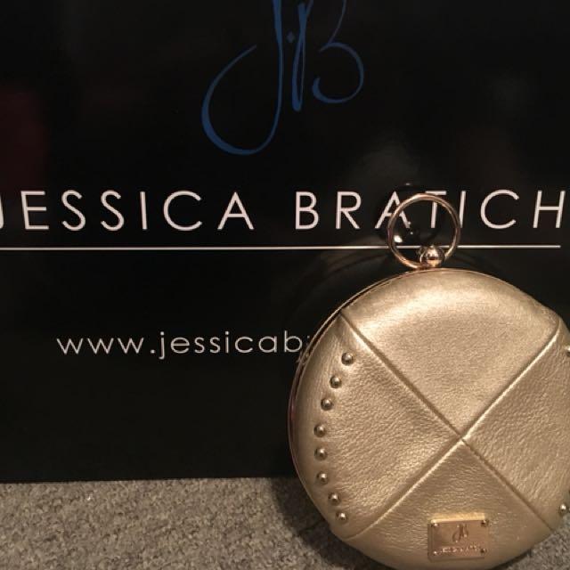 Jessica Bratich clutch