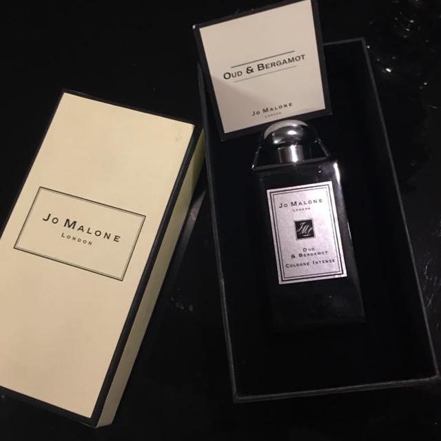 Jo Malone in Black glass - Guaranteed authentic