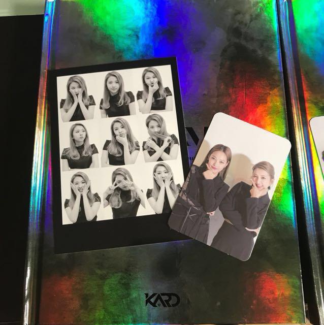 KARD - You and Me 2nd Mini Album