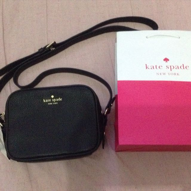 Kate Spade ♠️ Mulberry Street Pyper Crossbody ( rush sale!!!) now 5,000 only!!!
