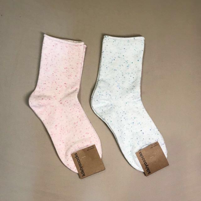 Kikiyasocks 正韓 各款式長襪