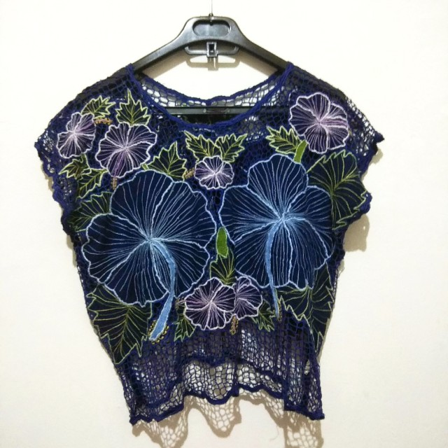 Knitted Summer Top