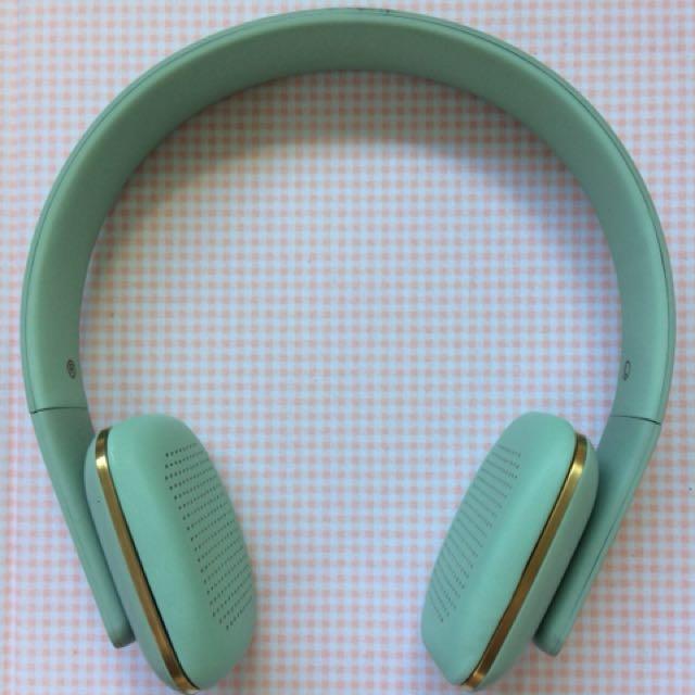 kreafunk mint headphones