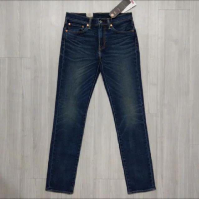 Levi's® 511 保暖機能刷色牛仔褲  Levi's® WARM 511 jean