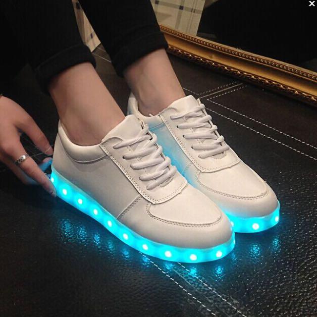 LED shoes size 5.5
