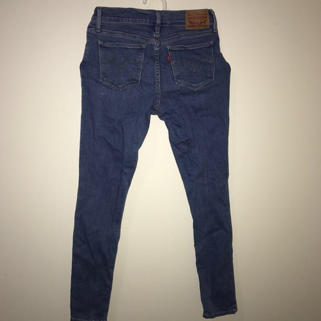Levi's jeans skinny size 25 condition 9/10
