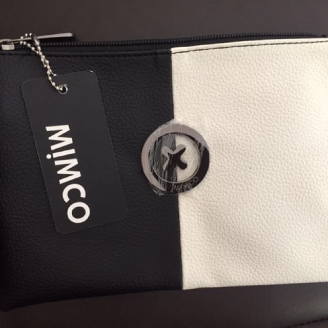 Limited edition Mimco purse Faux leather