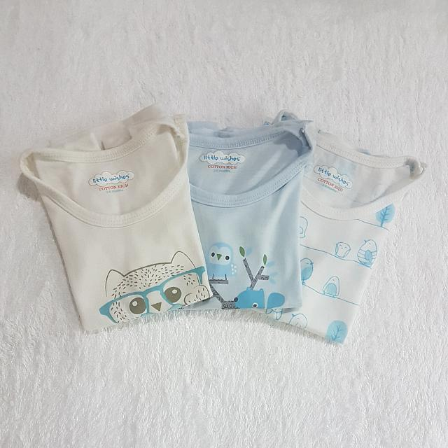 Little Wishes Baby Tshirt
