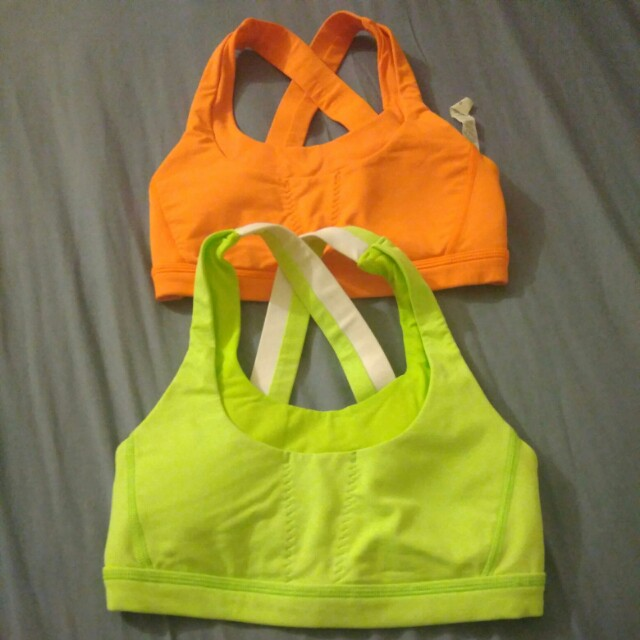 ***REDUCED***Lululemon sports bras