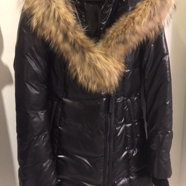 Mackage Chloe Jacket Size XS Black