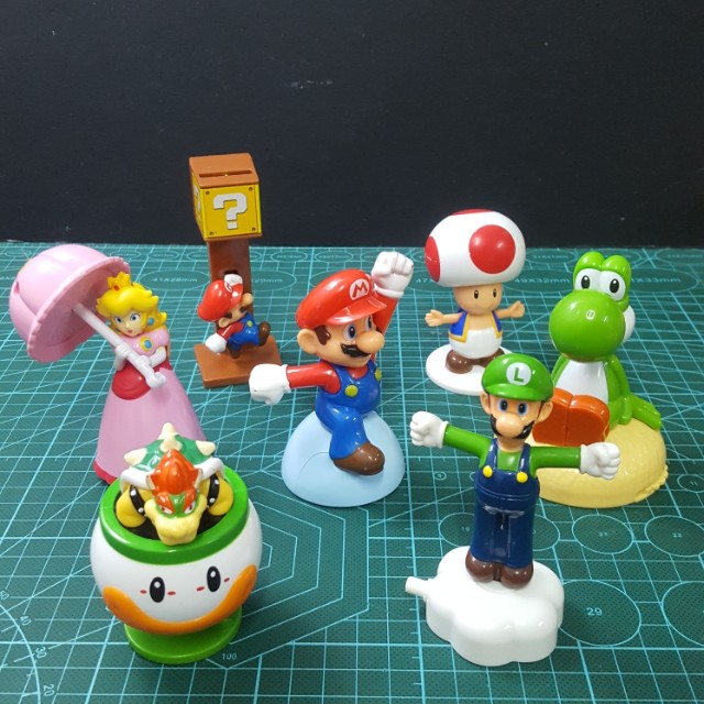McDonald's 2016 Super Mario Bros