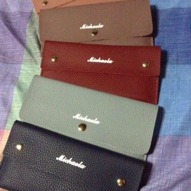 michaela wallet (authentic)