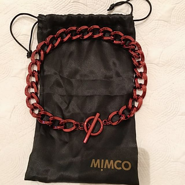 Mimco Chunky Necklace