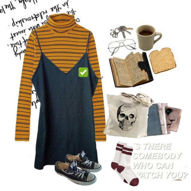 Moss Slip Dress
