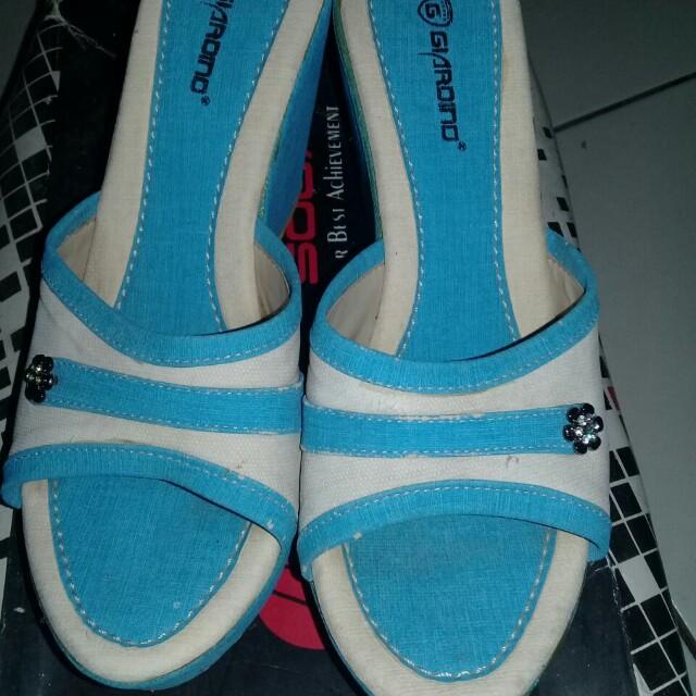 Nego Sepatu wanita