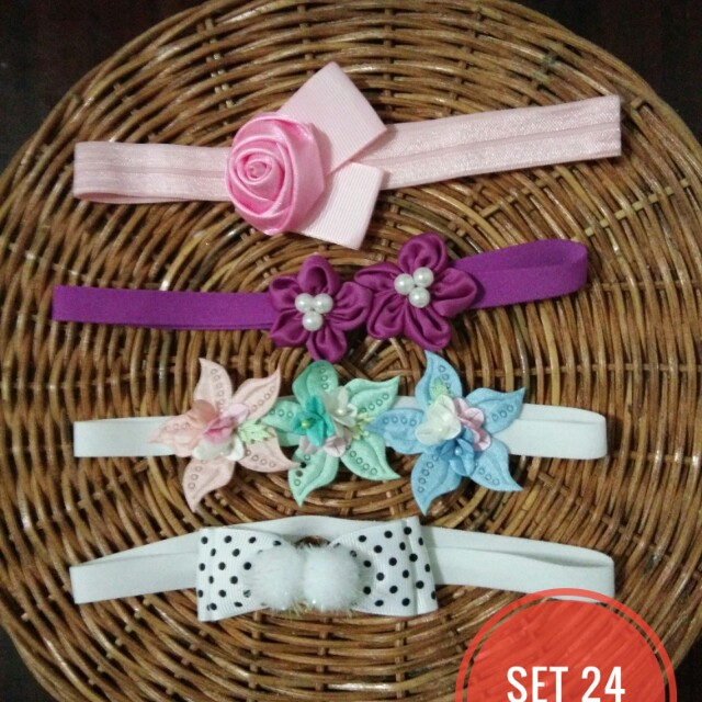 NEW Headband Baby Bandana Bayi