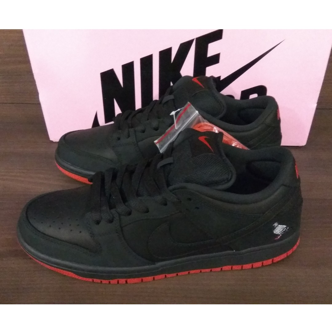 eb91b02369 Nike SB Pigeon Dunk Low Pro Staple