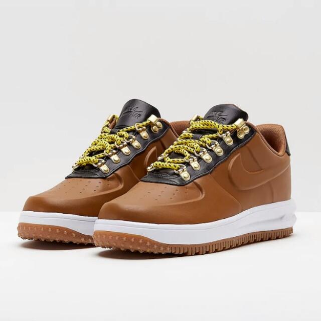 on sale e2e5b 7a963 Nike Lunar Force 1 Duckboot Low, Men s Fashion, Footwear, Sneakers ...