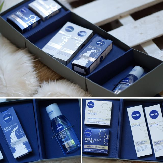 Nivea Gift Set Products (Nivea Cellular Anti Aging Products)