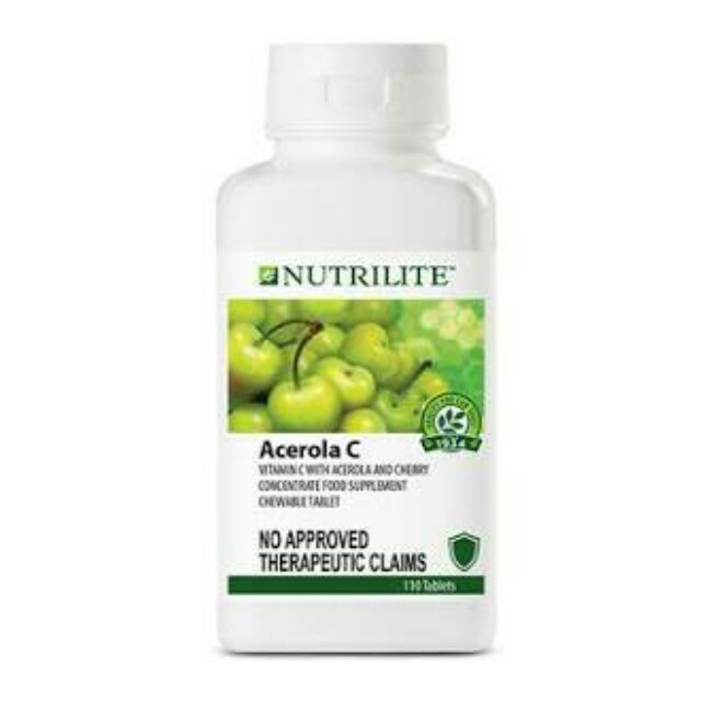 Nutrilite Acerola C Chewable Tablet