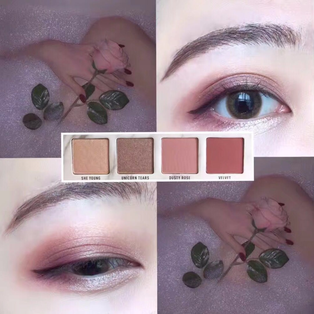 JBS Profesional 12 Warna Eye Shadow Makeup Palette Kit N3 Silisponge silicon Sponge . Source ·