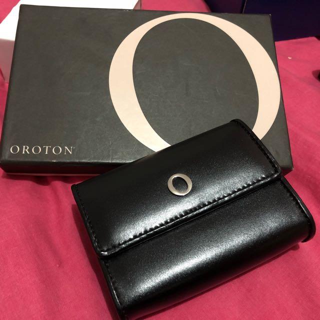 Oroton card / coin purse