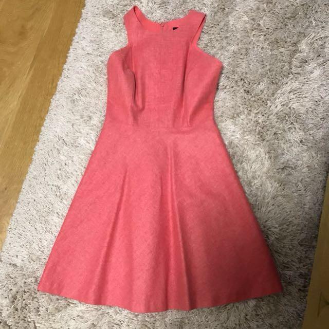 OXFORD linen cotton dress size 8