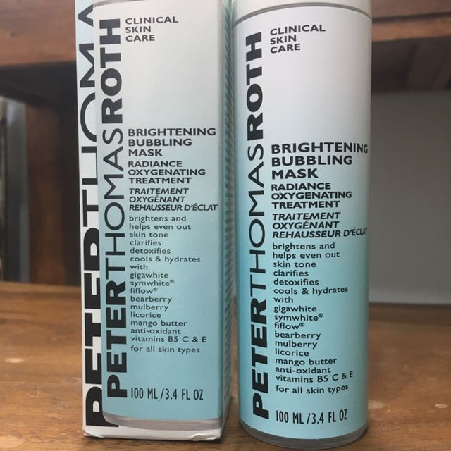 Peter Thomas Roth Brightening Bubble Mask