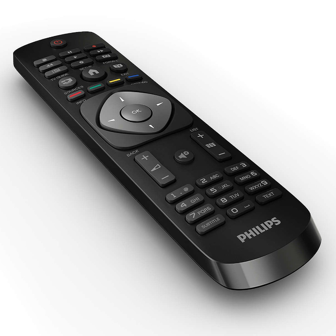 PHILIPS Remote control for 5100 series Full HD Slim LED TV
