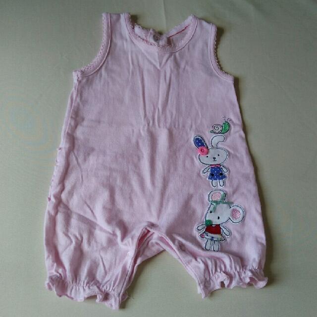 Pink Onesie/Romper