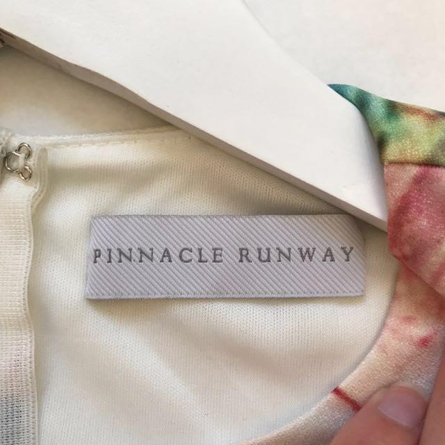 Pinnacle Runway Dress