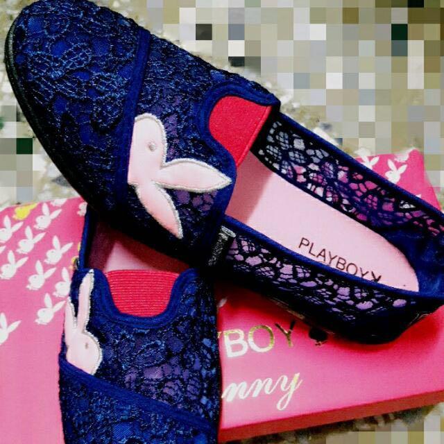 Playboy 懶人鞋