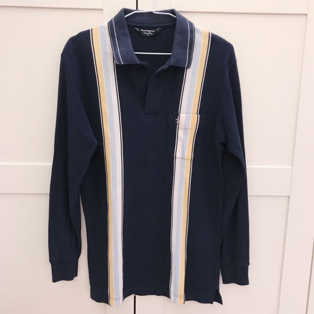 日本專櫃polo衫