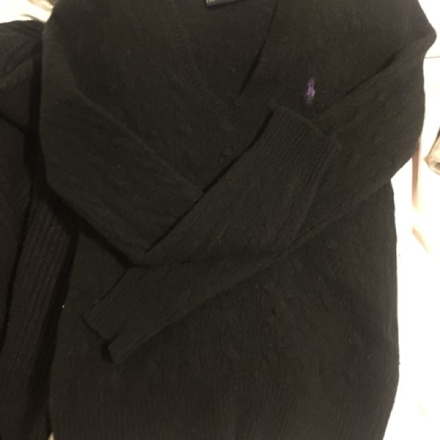 Polo Ralph Lauren Wool Sweater XS