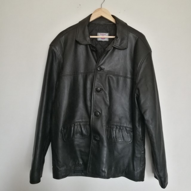 ❄⛄Pre❤ Leather Jacket for Men