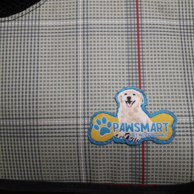 Preloved PAWSMART Dog Carrier (big)