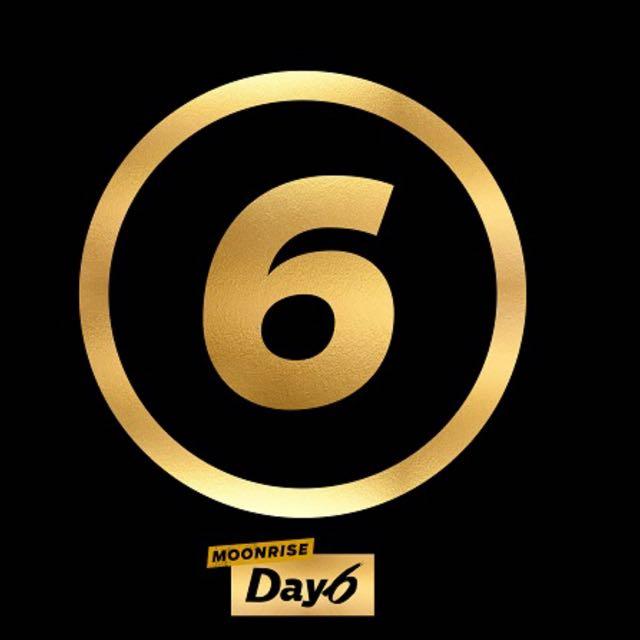 [Pre-Order] DAY6 - The 2nd Album [MOONRISE] (Golden Moon Ver/Silver Moon Ver)