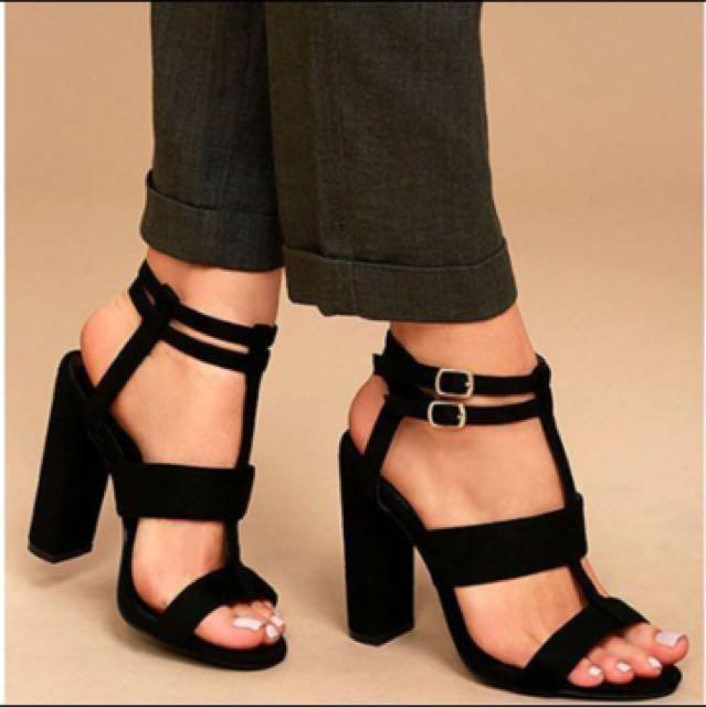 Pre-order heels