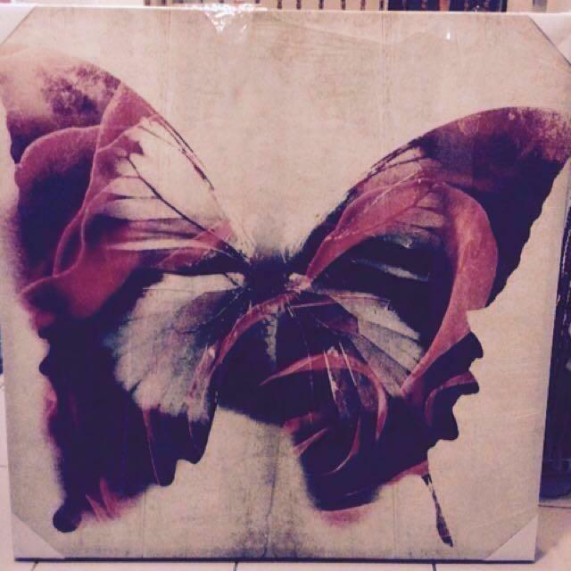 Print - Stunning Butterfly  - BRAND NEW