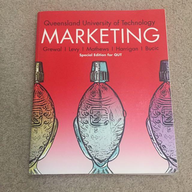 QUT - marketing