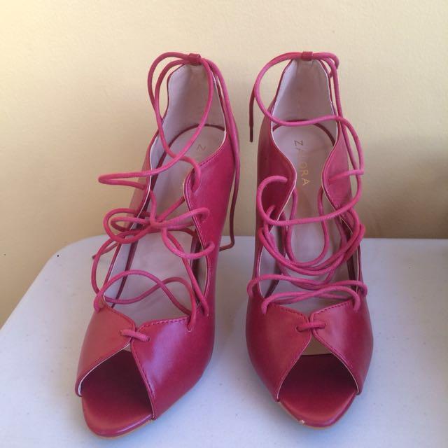 Red Stilettos Zalora