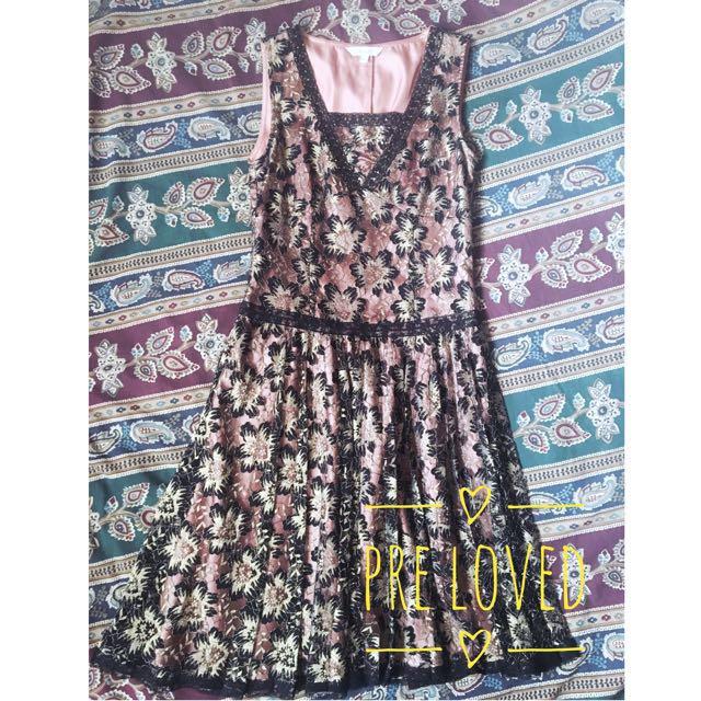 96e6ebf38d0c REPRICED‼ Gatsby inspired dress