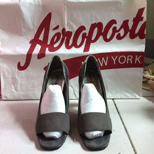 Rusty Lopez heels