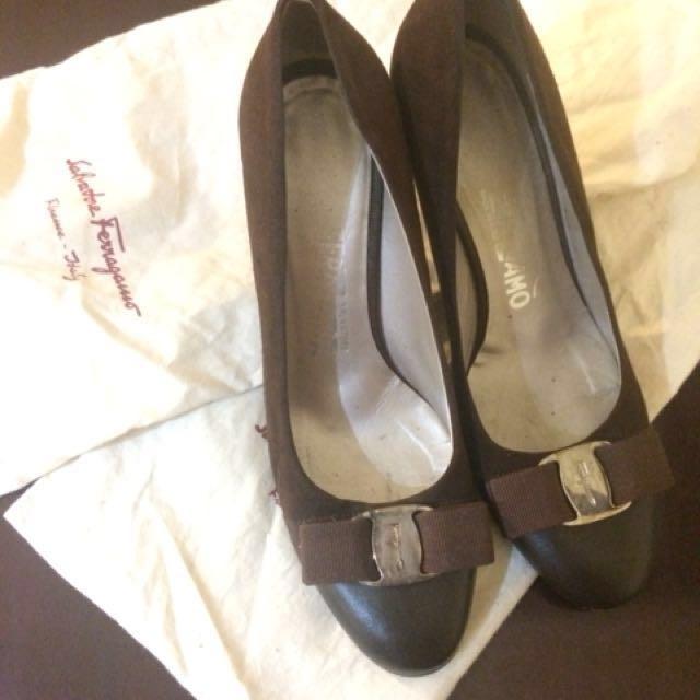 Salvatore verragamo shoes
