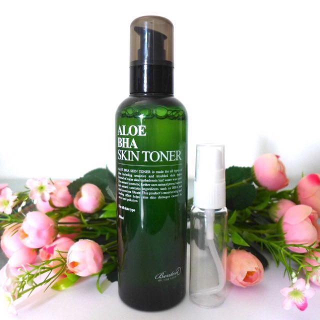 (Share in bottle)Benton Aloe BHA Skin Toner ORIGINAL